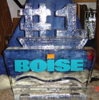 Boise Cascade Ice Logo