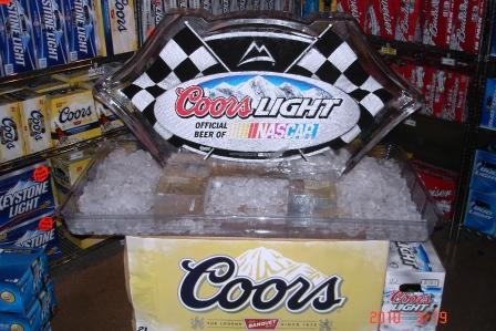 Coors Ice Logo