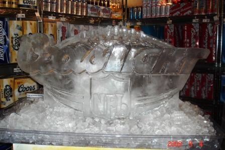 Coors Logo Ice
