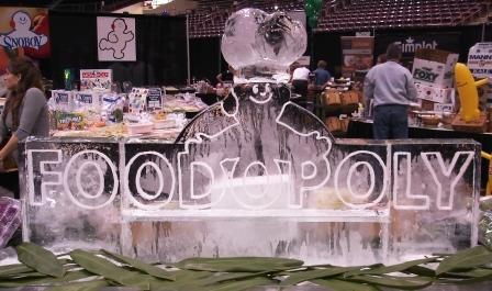 FSA Ice Theme Food Show