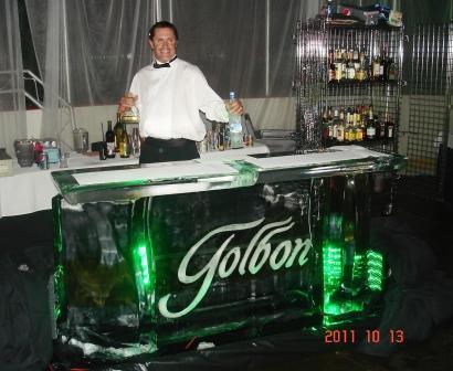 Golbon Ice Bar