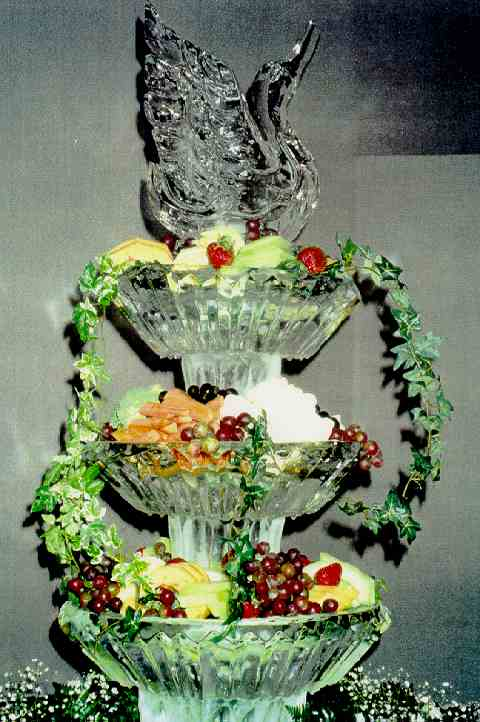 Fruit Fountain