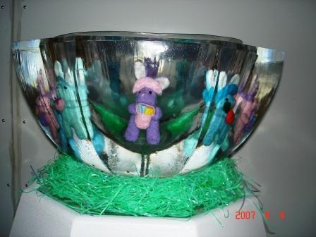 Bunny Ice Bowl