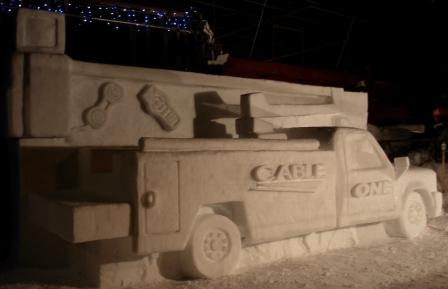 Cableone Truck McCall