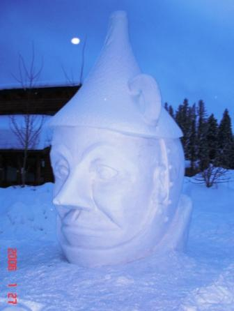 Snow Tinman
