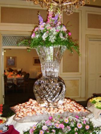 Shrimp Vase